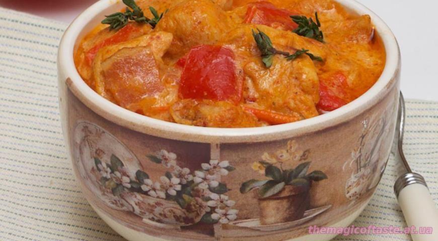 Вторые блюда рецепты для мультиварки с фото